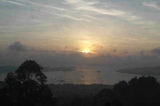 Stunning sunrise..